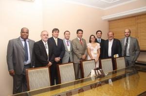 Diretoria do Fórum de Secretários e Dirigentes Municipais de Ciência, Tecnologia e Inovação (Foto: Divulgação)