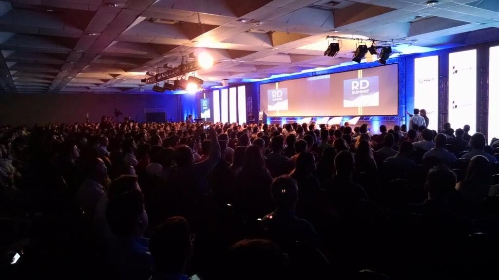 RD Summit 2014 reuniu 1500 participantes - em 2015 a expectativa é dobrar os inscritos. Crédito: Divulgação