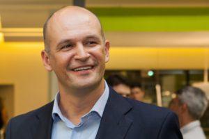 Daniel Leipnitz, ex-Callisto, agora é diretor Corporativo e de Relações Humanas da Visto Sistemas / Foto: Divulgação ACATE