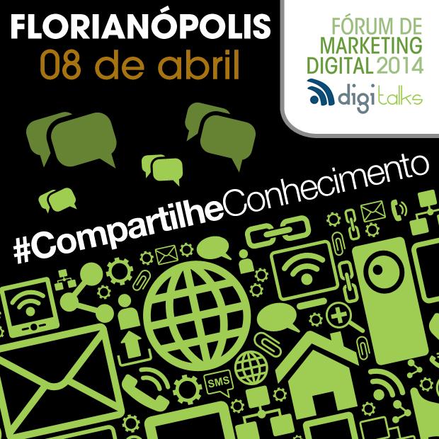 Florianópolis recebe nova edição do Fórum de Marketing Digital