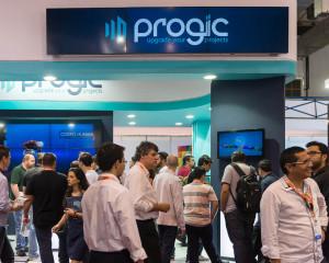 Após bom resultado no evento de 2014, Progic volta à BSE neste ano. / Foto: Divulgação/Brasil Signage Expo