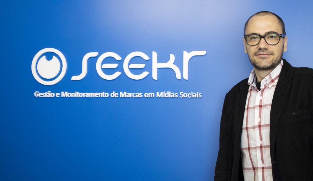 Ricardo Heidorn, CEO da Seekr. Foto: divulgação.