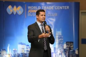 Presidente da Cisco no Brasil, Rodrigo Dienstmann mostrou como a IoT pode otimizar até US$ 14,4 os custos da indústria global