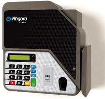 Ahgora e CRC-SC apresentam ponto eletrônico