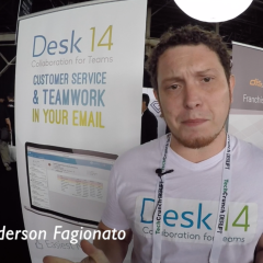 Especial TechCrunch Disrupt 2015: Desk14