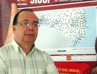 Santa Catarina é referência em controle de obras públicas pela internet