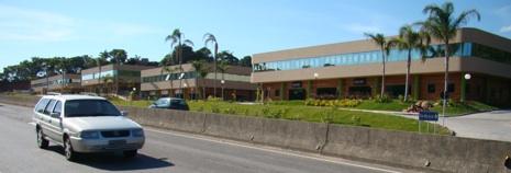 Parque Tecnológico ACATE, na SC 401. Crédito: Rodrigo Lóssio