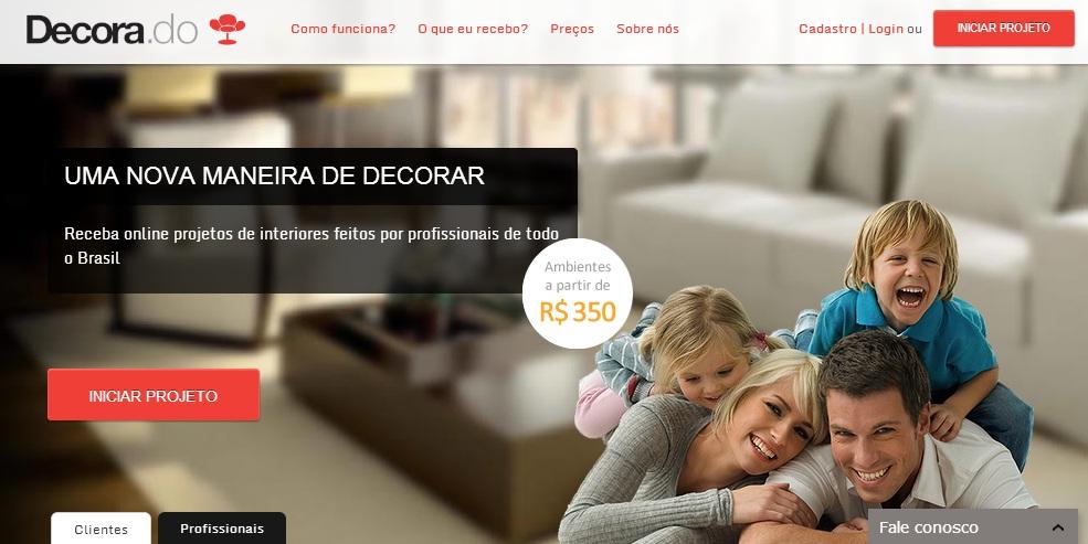 Startup de Santa Catarina quer democratizar decoração profissional no Brasil