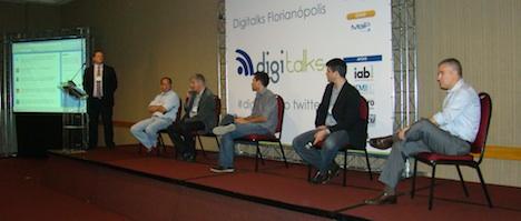 Painel discute em Floripa rumos do marketing digital no Brasil
