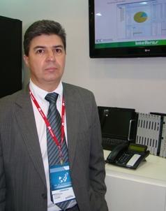 Futurecom 2011: Intelbras lança produtos, mas o foco agora é oferta de soluções