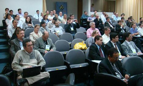 Público no SC Wireless. Crédito: Rodrigo Lóssio
