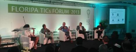 Floripa TICs Fórum: inovação e imediatismo no desafio da criatividade
