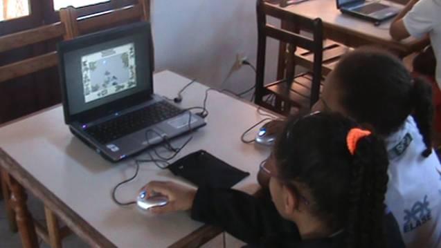 Game educativo desenvolvido na UFSC incentiva cooperação entre crianças