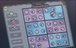 Uma das telas do jogo