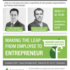 Founder Institute chega a Florianópolis com evento sobre empreendedorismo