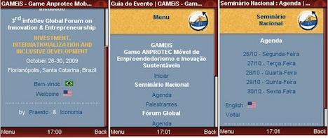 Praesto desenvolve game móvel para eventos da Anprotec e InfoDEV