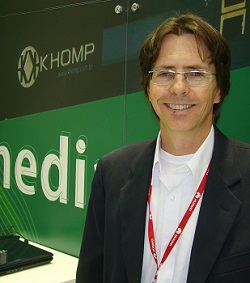 Futurecom 2011: Khomp aposta em linha de placas externas e quer América Latina