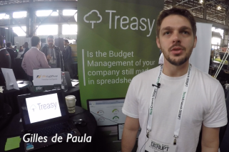 Especial TechCrunch Disrupt 2015: Treasy