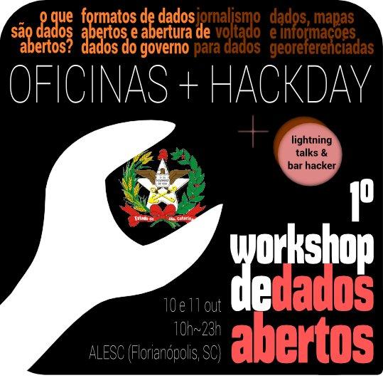 Floripa recebe evento sobre dados abertos e hackday