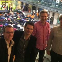 TechCrunch 2015: Disruptiva aposta em BI para redes de franquias