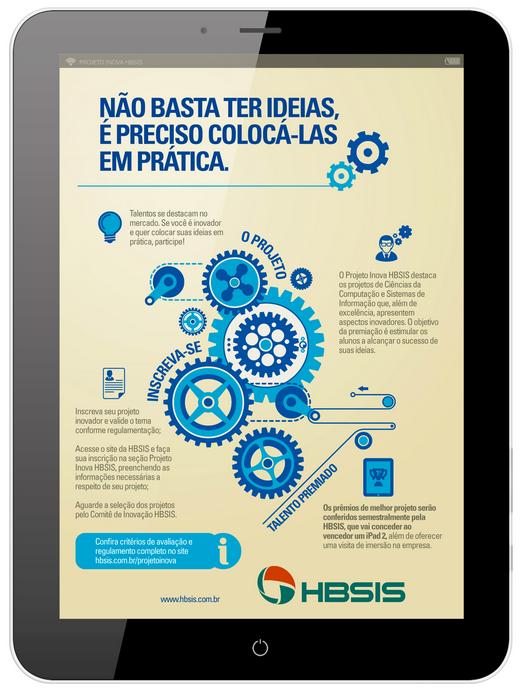 HBSIS premia trabalhos acadêmicos em TI