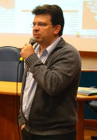 José Eduardo Fiates. Crédito: Rodrigo Lóssio
