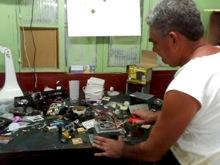 Projetos com lixo eletrônico
