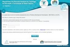 Projeto irá mapear carreiras do setor tecnológico catarinense
