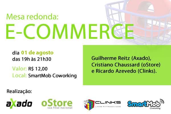 Mesa redonda em Florianópolis debate ferramentas para comércio eletrônico