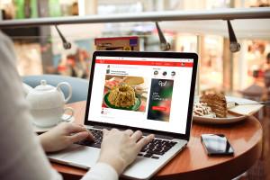 Startup investe na usabilidade da plataforma para ampliar volume de usuários / Crédito: Divulgação