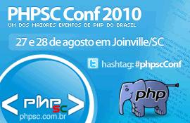 PHPSC promove conferência em Joinville