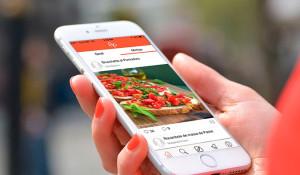 Rede social para receitas conta com 100 mil usuários