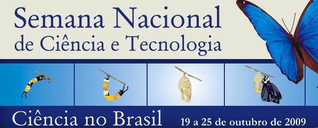 Semana Nacional de C&T em Santa Catarina