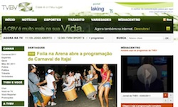 NacionalVOX reestrutura sites do Grupo Barriga Verde