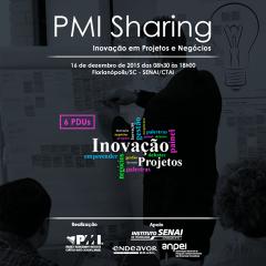 PMI/SC e SENAI trazem especialistas para debater inovação nos negócios
