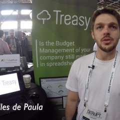Especial TechCrunch Disrupt 2015: Treasy