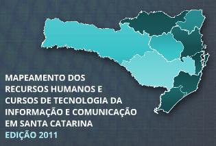 SC terá 11 mil vagas em TI até 2015