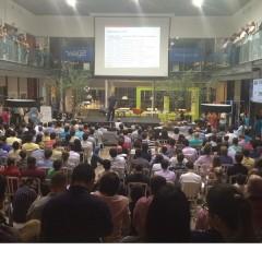Expogestão recebe o 13º Meetup Startup SC, em Joinville