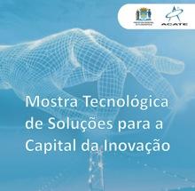 Mostra de soluções tecnológicas para Floripa