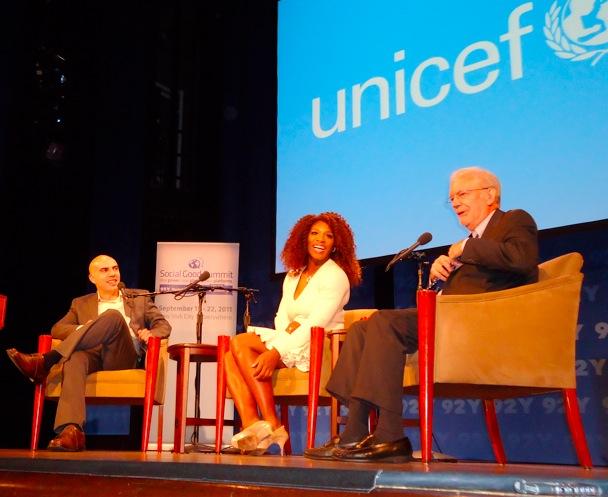 Social Good Summit 2011: celebridades e a escala para mudanças sociais