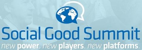 Tecnologia, marketing, redes sociais, causas sociais: a fórmula do Social Good Summit