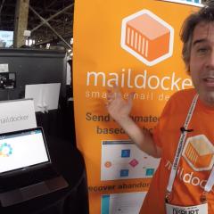 Especial TechCrunch Disrupt 2015: Maildocker